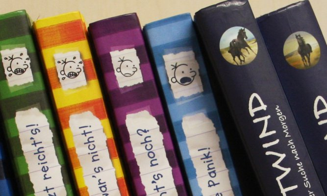 Kinder- und Jugendbücher - Jugend-und Kinderbücher