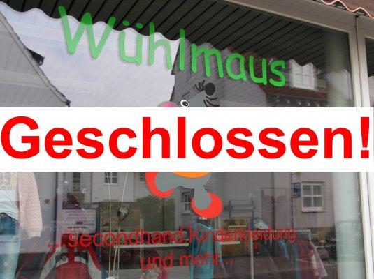 DRK Wühlmaus ist geschlossen! - Aufgrund der aktuellen Lage ist dir DRK Wühlmaus geschlossen.