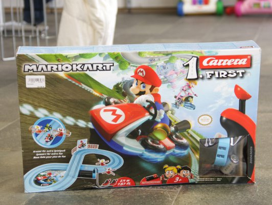 Neu eingetroffen: Mario Kart Carrerabahn - Mario Kart Carrerabahn, neu eingetroffen