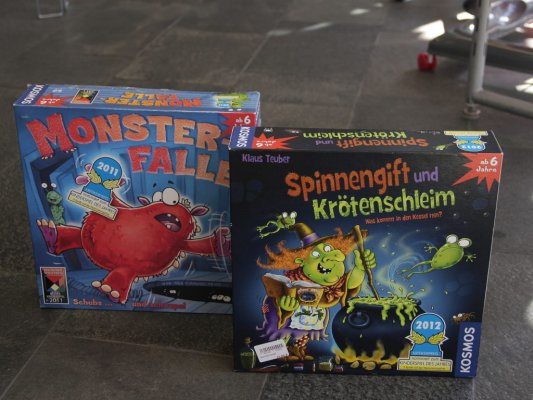 Gesellschaftsspiele für Kinder - Für Kinder Gesellschaftsspiele